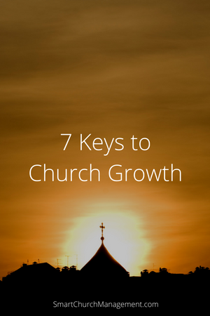 7 Keys to Church Growth