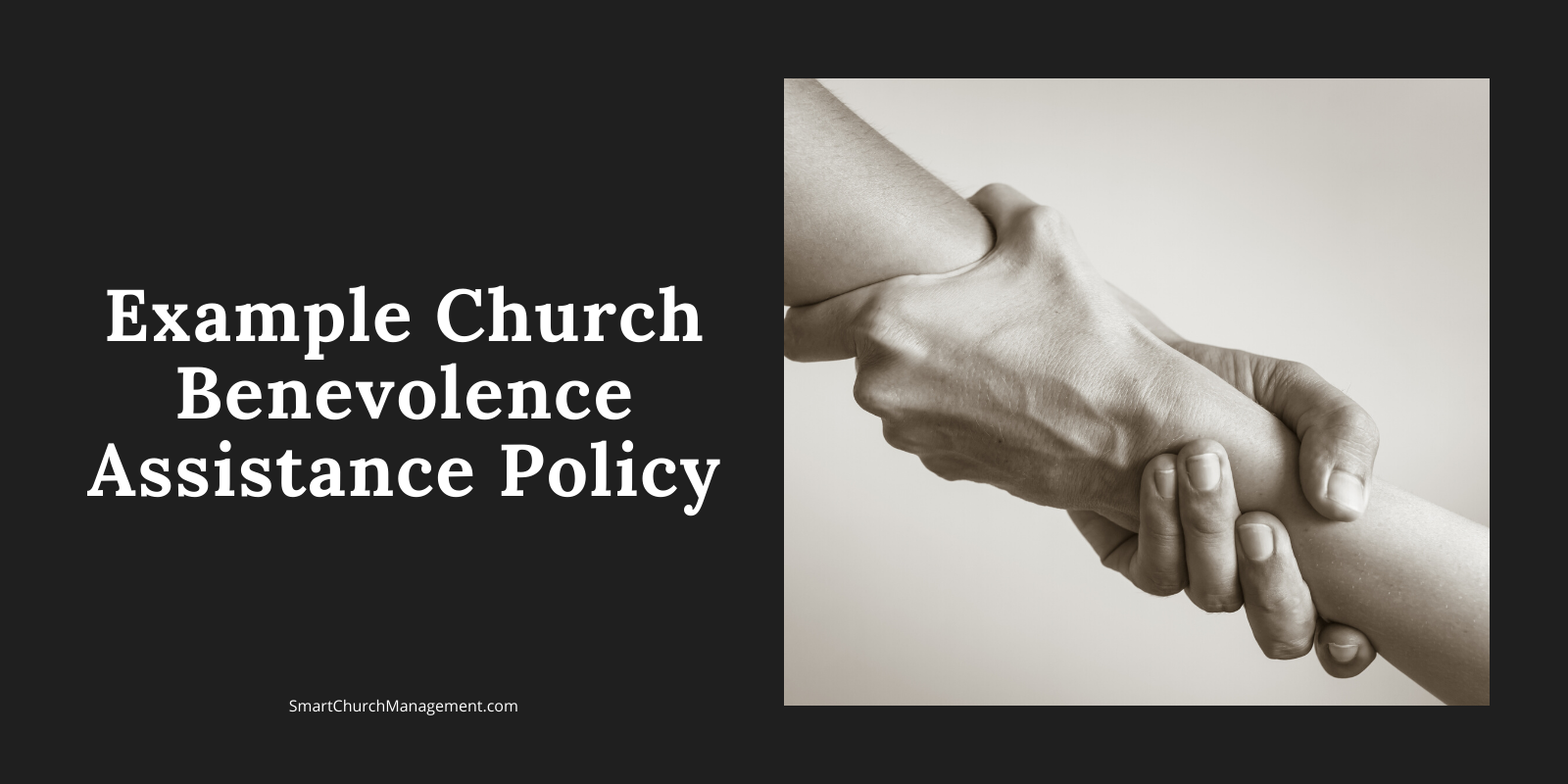 Example Benevolence Assistance Policy