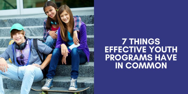how to develop a church youth program