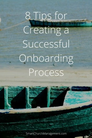 Many organizations create an on-boarding process to ensure new hires quickly adapt and are ready to take on the challenges of the job.